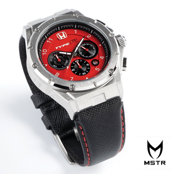 MK3 HONDA TYPE R SILVER RALLYE RED WATCH