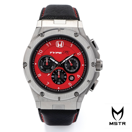 MK3 HONDA TYPE R SILVER RALLYE RED WATCH *** 5 ONLY ***