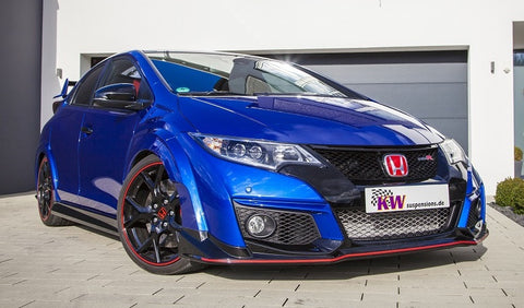 *KW Suspension V3 | Honda Civic Type R | FK2 2.0T K20C1 | 2015-2016