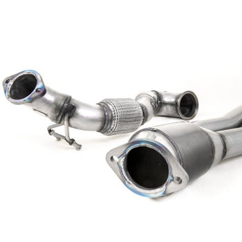 Milltek Large Bore Downpipes & HI-FLOW Sports Cats  | Audi RS3 8V | 2017+
