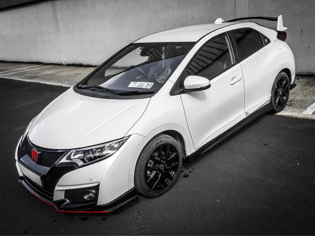 iconic autodesign fk2 type r replica body kit honda. Black Bedroom Furniture Sets. Home Design Ideas