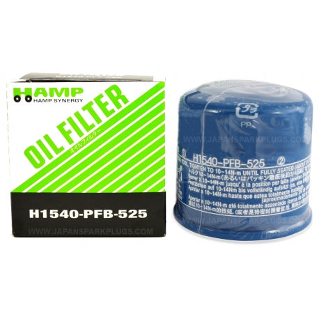 Hamp Synergy 'Shortie' Oil Filter | Honda