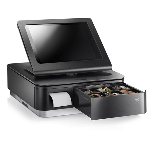 Star Mpop Integrated Printer And Cash Drawer Spark