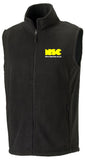 NSC Mens Fleece Gilet