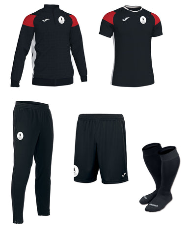 AFCTU BTEC Bronze Package