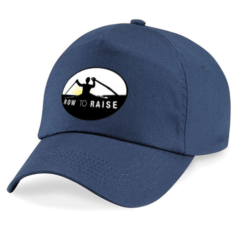 Row To Raise Baseball Cap