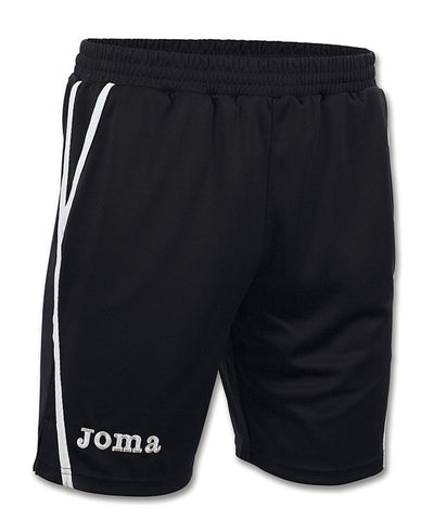 Joma black Game Shorts