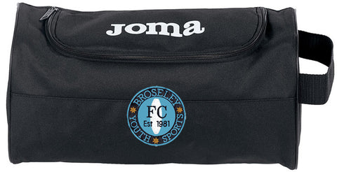 Broseley Joma Black Boot Bag