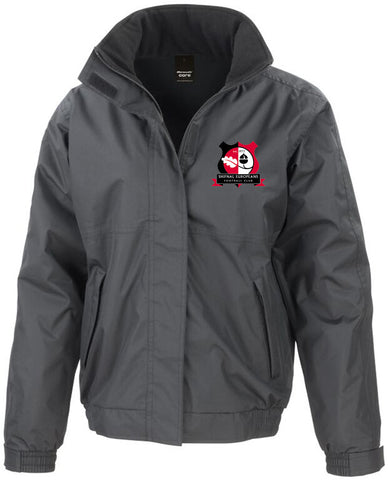 Shifnal Europeans Fleece Lined Coach/Supporters Jacket