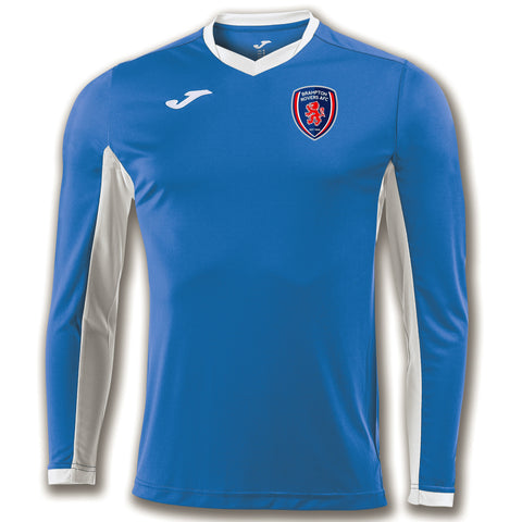BRAFC Home playing Shirt (Long sleeve)