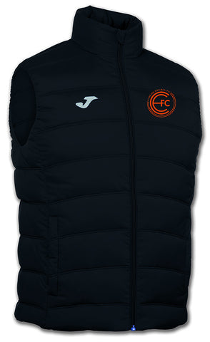 Childs Ercall FC Joma Padded Vest
