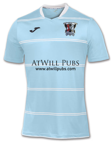 Cefn Druids Replica Away Shirt 15/16