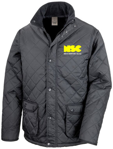 NSC Black Cheltenham Jacket