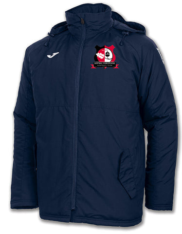 Shifnal Europeans Manager/Coach Bench Jacket