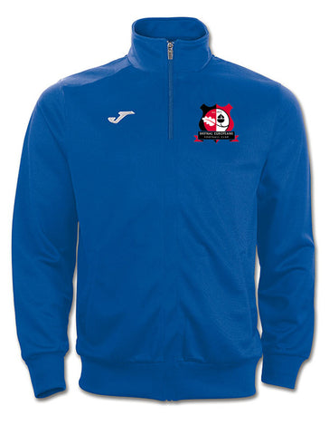 Shifnal Europeans Joma Royal Quarter Zip Sweatshirt