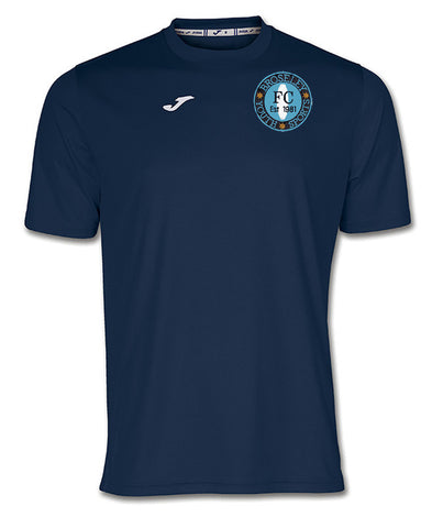 Broseley Joma Navy Training Shirt
