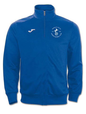 RCJFC Joma Royal Quarter Zip Sweatshirt