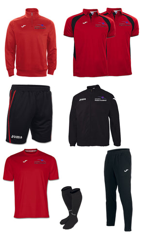 Sixth Form Joma Platinum PE Kit Package