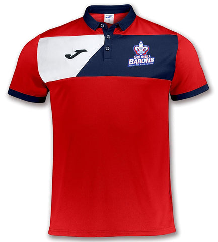 Solihull BJIHC Crew II Polo - Junior Sizes