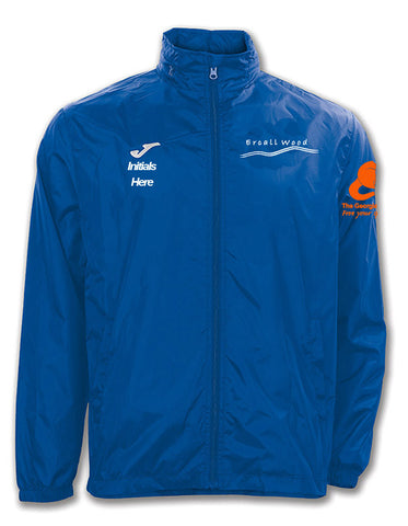 Ercall Wood Royal GCSE PE Rain Jacket