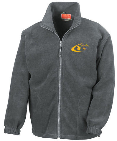 Camberley Rugby Club Full Zip Fleece