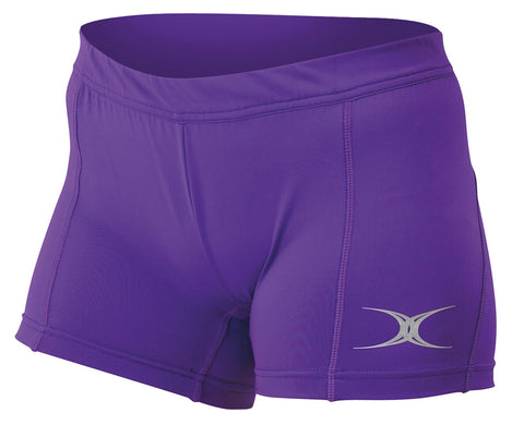 Gilbert Eclipse Netball Shorts