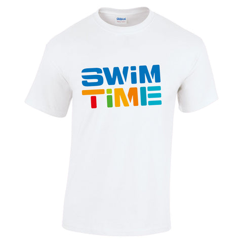 Swimtime Adult T-Shirt