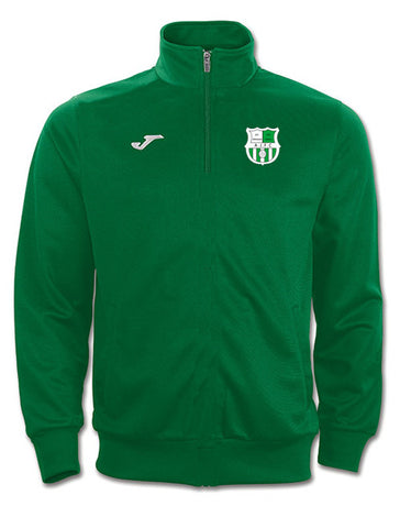 Admaston Joma green Quarter Zip Sweatshirt