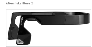 Aftershokz Bluez Headphones