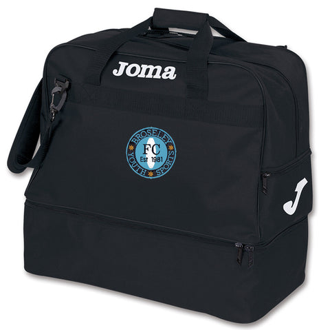 Broseley Joma Black Holdall