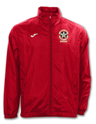 NGFC Red Joma Iris Rain Jacket