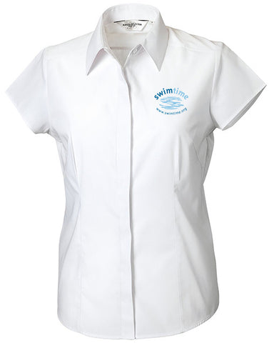 Short Sleeve Ladies Swimtime Shirt
