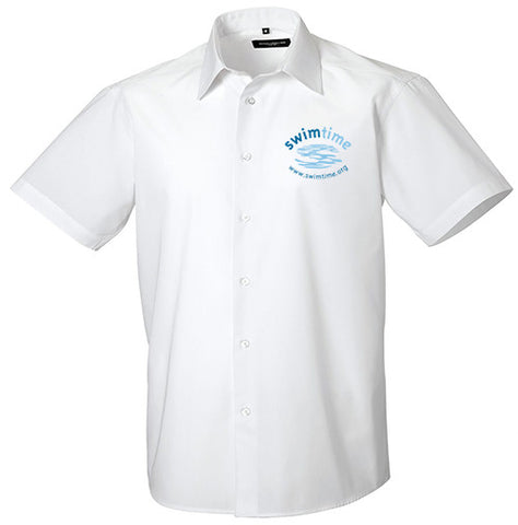 Short Sleeve Men's Swimtime Shirt