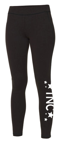 TNC Black Base Layer Leggings
