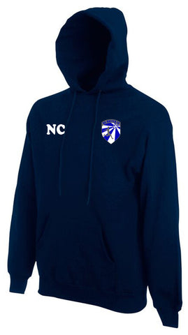 1.NC United Deep navy Manager's Hoody