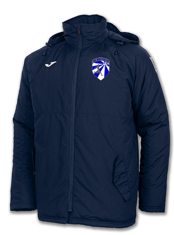 2.NC United Joma Manager's Bench Jacket