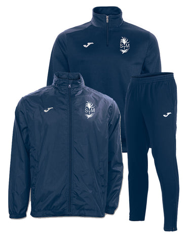3. St Thomas More Navy Outdoor Package - Junior Sizes