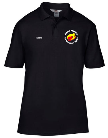 Beeches Black Polo Shirt