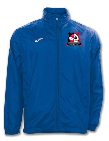 Shifnal Europeans Royal Player Rain Jacket