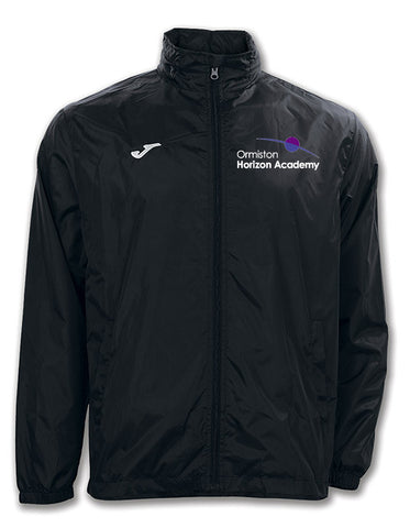 OHA Black Rain Jacket