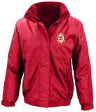 Men's Fleece Lined Waterproof Jacket