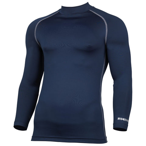 St Thomas More School Long Sleeve Navy School Base Layer