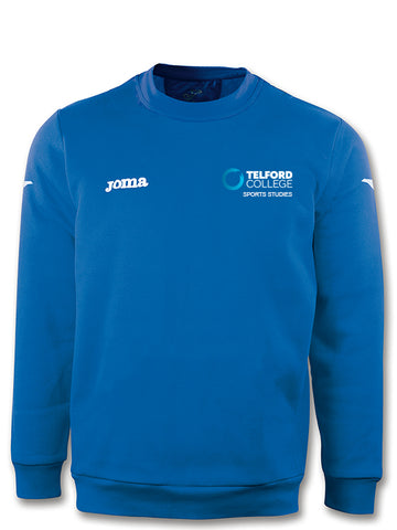 TCAT Sports Studies Royal Sweatshirt