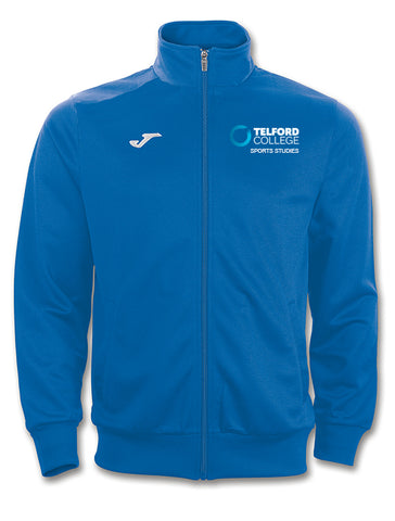 TCAT Sports Studies Royal Training Jacket