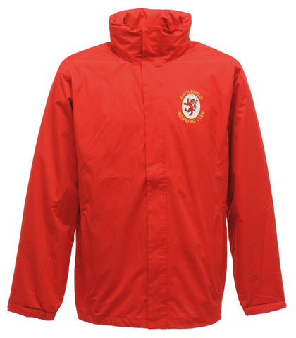 Battlefield BC Mid Length Red Waterproof Jacket