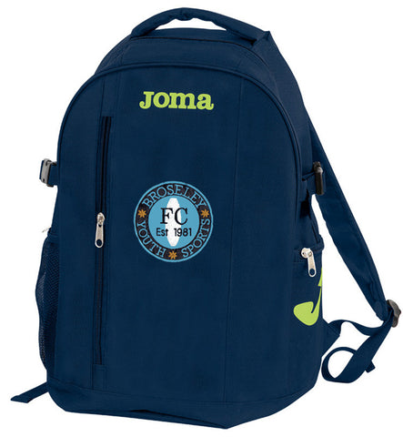 Broseley Navy School Bag