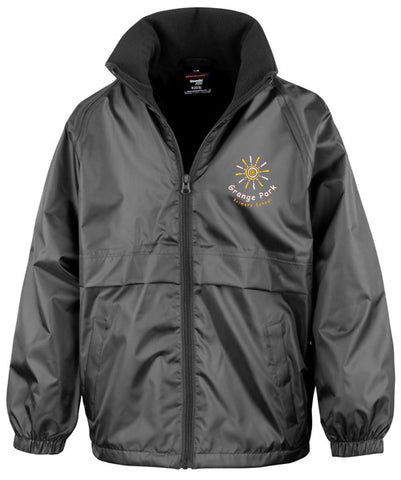 Grange Park Fleece Lined School Jacket