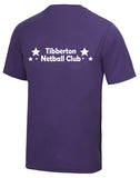 TNC Purple Training Tee