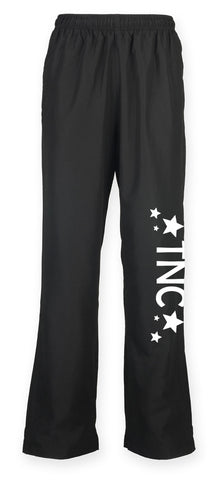 TNC Black Tracksuit Bottoms