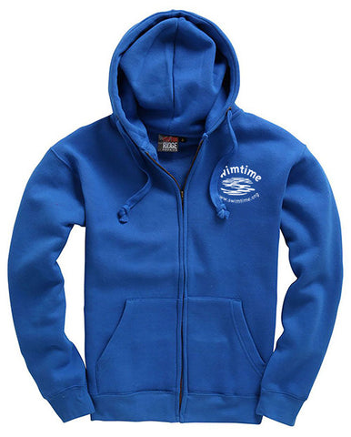 Swimtime Exhibition Zipped Hoody